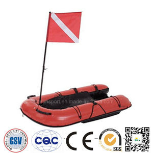 Guardian Board Float Inflatable Boat Free Diving