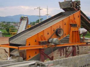 Sand Vibrating Screen Coal Vibrating Screen Dewatering Vibrating Screen pictures & photos