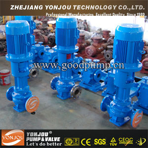 Lqry Vertical Heat Transfer Oil Circulation Pump for The Hot Oil Boiler pictures & photos