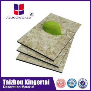 Alucoworld Wall Plastic Decorative Panels Aluminum Panel pictures & photos