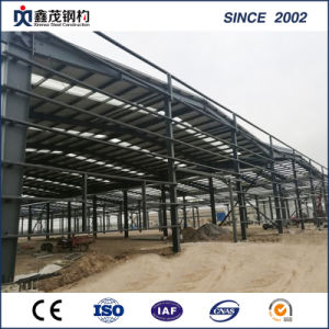 Customized Prefab Steel Structure Buildings Workshop Made From Structure Steel pictures & photos