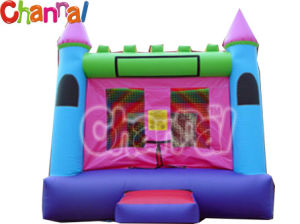 Inflatable Pink Castle/Kids Inflatable Jumping Bouncer Bb142 pictures & photos