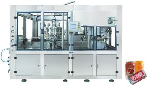 6000b/H Pop-Top Can Filling Capping Machine pictures & photos