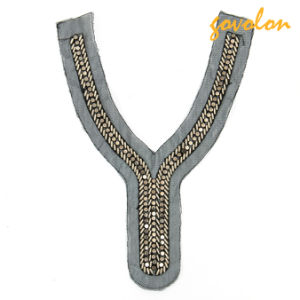 "Handmade ""Y"" Shape Beads Knitted Lace Collar pictures & photos"