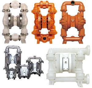 Pneumatic Diaphragm Pump (QBY) pictures & photos