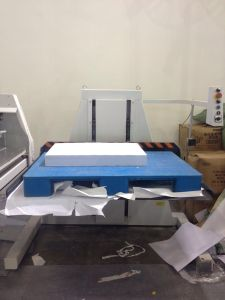 Stack Lifter for Paper Cutting Machine (SJ1000/1500) pictures & photos