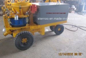 Eternoo Pzs3000 Wet-Mix Shotcrete Machine for Seeding Soil pictures & photos