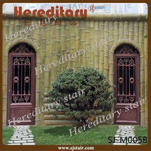 Wholesale Indian House Exterior Aluminum Door / Main Gate (SJ-M005B) pictures & photos
