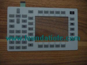 Tactile Touch Screen Label Graphic Overlay Membrane Switch pictures & photos