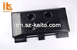 Vogele Spare Parts High Quality 300*130 Rubber Track Pad pictures & photos