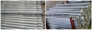 Hot DIP Galvanized Standard and Ledgers for Ring Lock Scaffold System pictures & photos