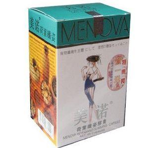 Menova Heyeqianzi Lotus Extract Herbal Slimming Capsule (CS083-LMN) pictures & photos