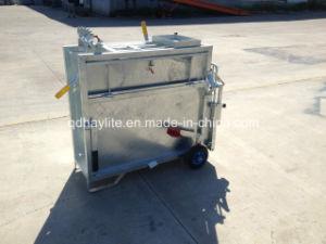 Mobile Livestock Galvanized Calf Box pictures & photos