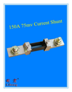 150A 75mv Current Shunt, FL-2 Type DC Shunt for Ammeter pictures & photos