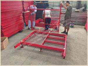 5′x6′7′′ Mason Scaffolding Double Ladder Frames pictures & photos