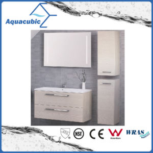 Wall Mount Bathroom Vanity Cabinet in White Finish (ACF8921) pictures & photos