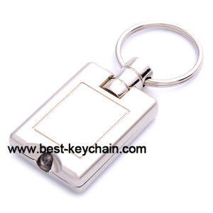 Promotion Custom Logo LED Metal Light Key Chain (BK11640) pictures & photos