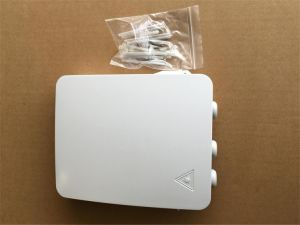 8 Core LC Adapters FTTH Terminal Box pictures & photos