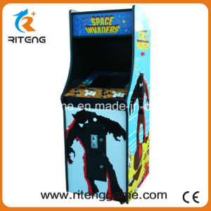 Space Invader Game Arcade Machine Upright Machine for Sale pictures & photos