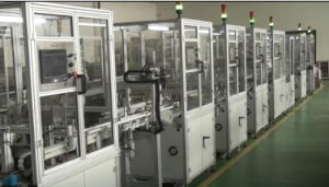 1A-63A MCB Automatic Production-Testing Machine Line