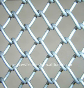 Hot Sale Chain Link Fence/PVC Coated Chain Link Fence pictures & photos