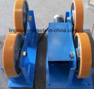 Ce Certified Welding Turning Rolls Hdtr-1000 for Circular Welding pictures & photos