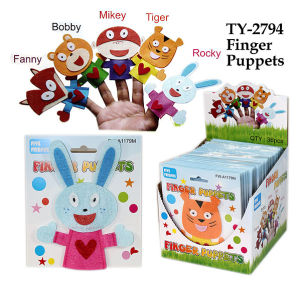 Hot Funny Finger Puppets Toy pictures & photos