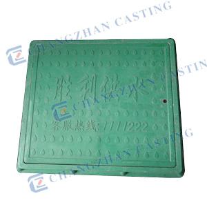 Composite Manhole Covers Non-Slip Anti-Theft En124 D600 pictures & photos