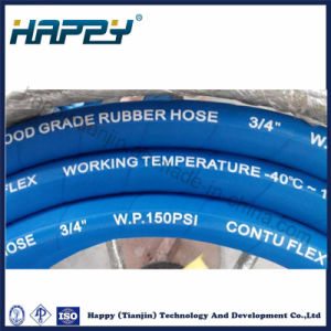 High Quality Hot Sale Food Grade Industrial Rubber Hose pictures & photos