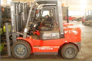 3 Ton Diesel Forklift Truck (FD30T-HWC3) pictures & photos