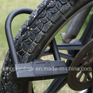 U Shaped Digital Password Combination Motorcycle Lock pictures & photos