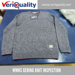 Women′s Gering Knit Sweater Quality Control Inspection Service at Dongguan, Guangdong pictures & photos