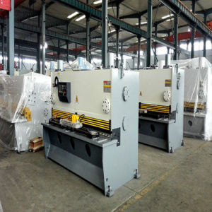 E21 System QC11y Metal Plate Guillotine Shearing Machine pictures & photos