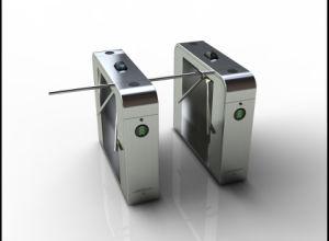Biometric Control Top Full Atomatic Tripod Turnstile pictures & photos