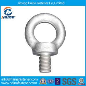 DIN580 JIS1168 HDG Drop Forged Lifing Eye Bolt pictures & photos