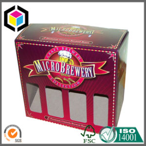 Color Printed Cardboard Carton Beer Brewery Box Factory pictures & photos