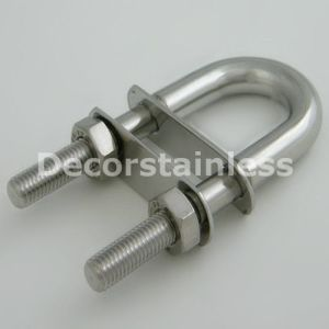Stainless Steel M5 U Bolt pictures & photos