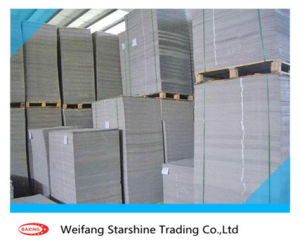 White Color Coated Duplex Board 300g pictures & photos