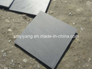 Black Slate for Roof, Wall, Floor (YY- Natural slate) pictures & photos