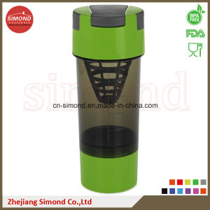 500ml Best-Selling Custom Shaker Bottle pictures & photos