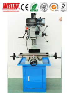 Bench Drilling & Milling Machine (Bench mill drill machine ZAY7020 ZAY7032 ZAY7045) pictures & photos
