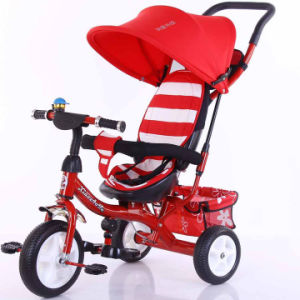 China Wholesale Kids Tricycle Baby Stroller Children Bike pictures & photos