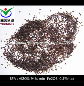 Brown Aluminum Oxide for Abrasive Usage pictures & photos