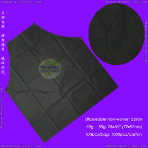 Disposable Non Woven Apron pictures & photos