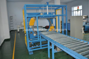 S800e Horizontal Stretch Wrapping Machine, Door Packing Machine pictures & photos