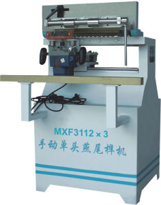 Automatic Multi-Head Dovetail Tenoner with Ce Certificate pictures & photos