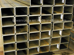 Mild Steel Machine Industry Use Rectangular Steel Tube pictures & photos