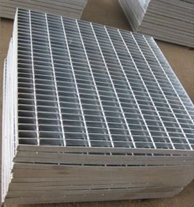 Platform Steel Grating Plate / Panel pictures & photos