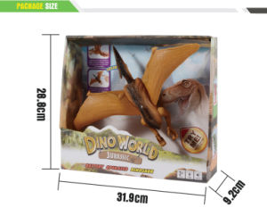 Alibaba Hot Selling Electric Dinosaur with Vivid Sound and Light pictures & photos