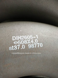 DIN2605-1 Elbows, St37.0 St44.0 St52.0 Elbow Pipe Fittings pictures & photos
